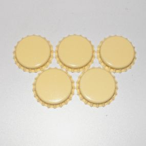 Lůžko - zátka - béžová (5ks) *ZAT5.10*