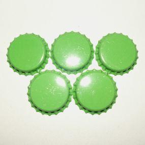Lůžko - zátka - světle zelená (5ks) *ZAT5.14*