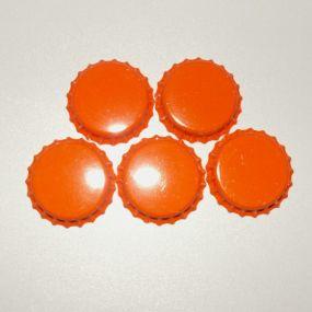 Lůžko - zátka - oranžová (5ks) *ZAT5.4*