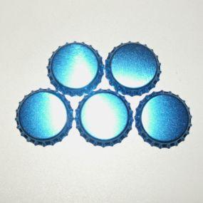 Lůžko - zátka - modrá (5ks) *ZAT5.6*